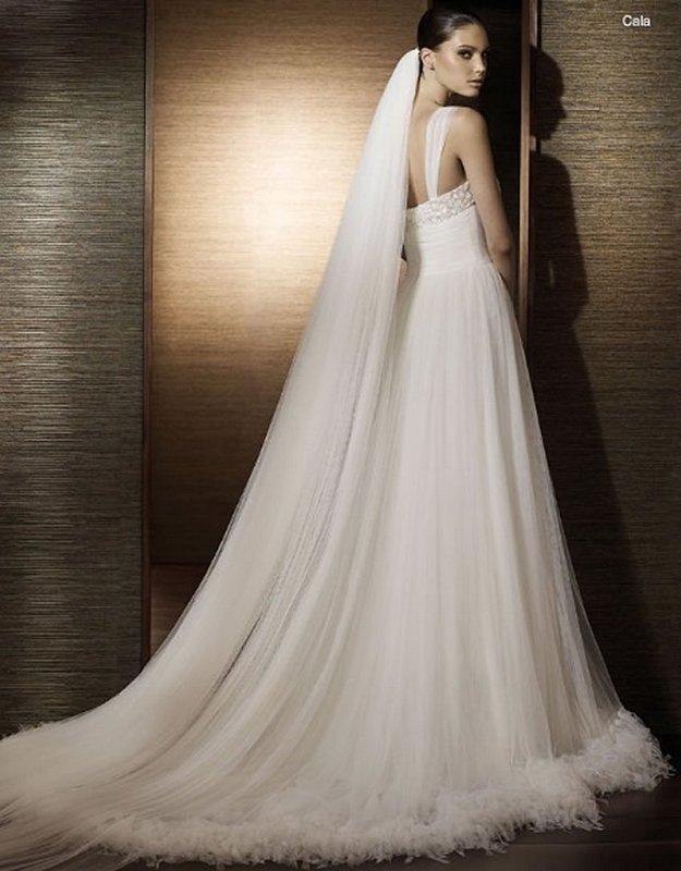 احلي وارق فساتين زفاف تركية 2015