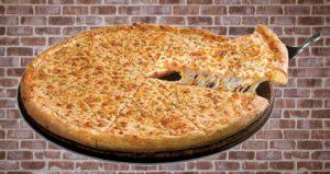 بيتزا الجبنة علي الطريقة الاسبانية