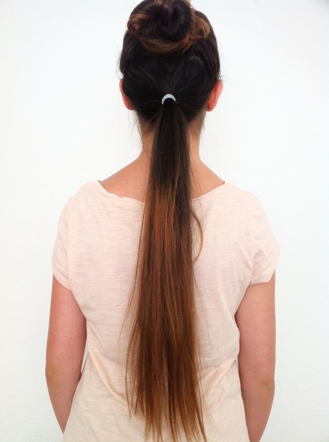 www.fatakat-ar.com تطويل الشعر بواسطة عمل كعكة مناسبة او دافير لشعرك 2015