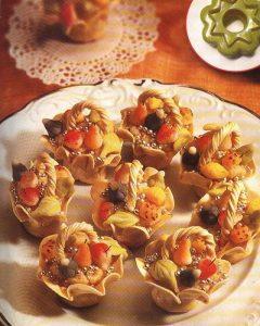 حلويات رمضانية جزائرية بالصور 1435