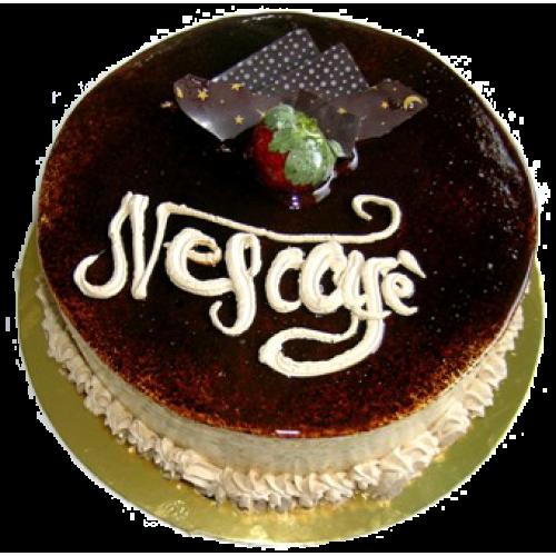 www.fatakat-ar.com طريقة عمل كيكة النسكافيه بطعم جميل