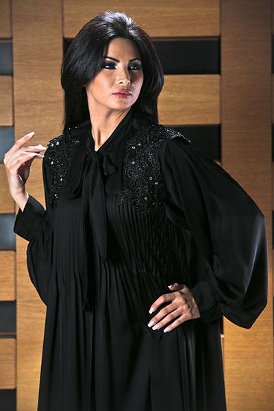 www.fatakat-ar.com عبايات دبي العصرية 2015Abaya Dubai_1641