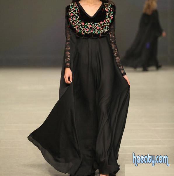 www.fatakat-ar.com عبايات مصرية سوداء 993212