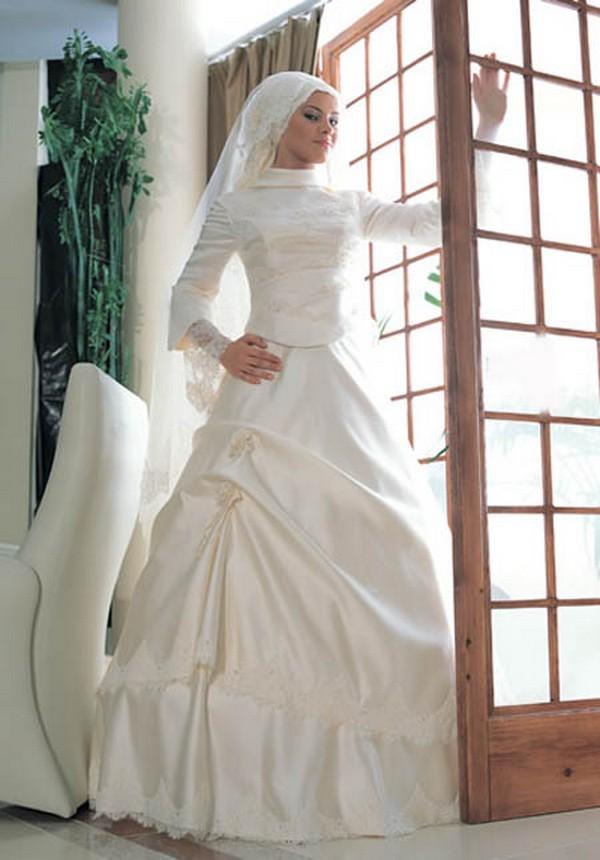www.fatakat-ar.com فساتين زفاف موضة 20154