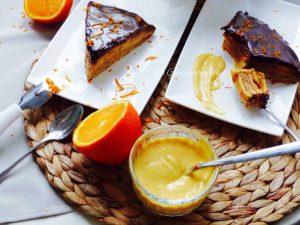 www.fatakat-ar.com مقادير تحضير الكريب بالبرتقال والشوكولاته