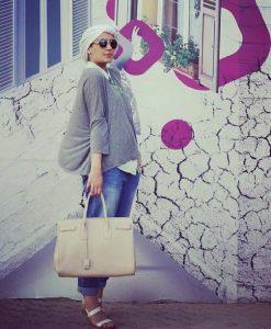 ملابس محجبات كاجوال صيفية 2015
