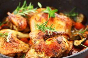 وصفات طهي الدجاج الاسباني بالصور 2015