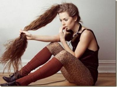 اسرع طريقة لاطالة الشعر في شهر باذن الله