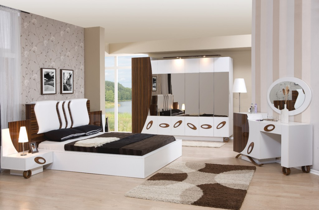 ديكورات فتكات تركية لغرف النوم