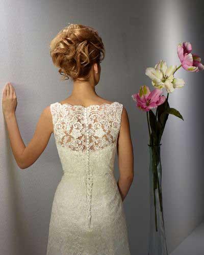 احلي فساتين زفاف بيضاء 2015