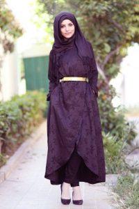 ملابس محجبات موضة 2015