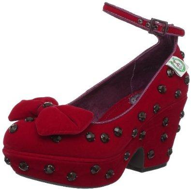 احلي احذية حمراء 2015
