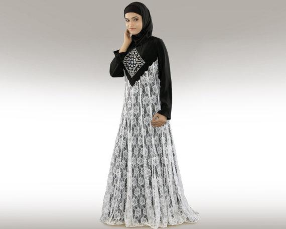 عباية فستان 2015
