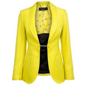 جواكيت تركية صفراء انيقة وجميلة
