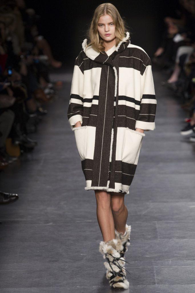 بلاطو صوف كاروهات منتجات شركة جوتشى ( Gucci) لعام 2015
