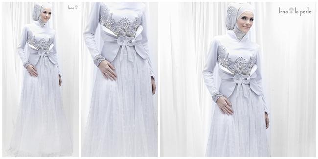 www.fatakat-ar.comGaun-Pengantin-Muslimah-Modern