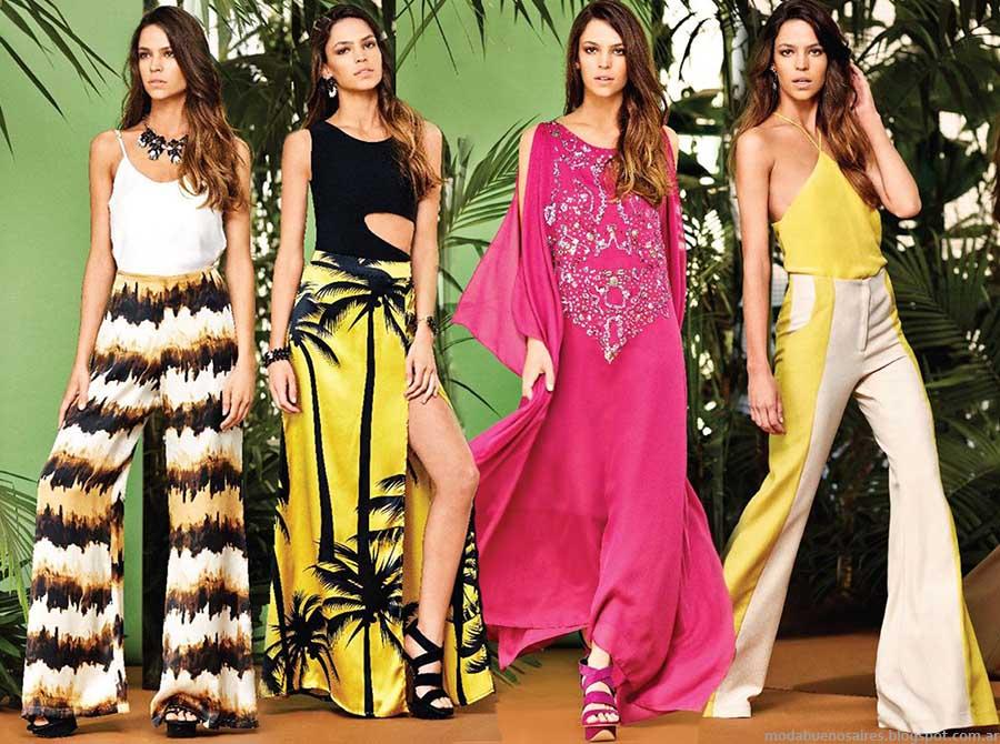 www.fatakat-ar.comNaima primavera verano 2015 Moda 2015