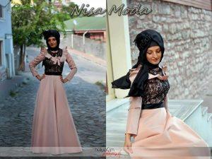 ملابس محجبات تركية جميلة 2015
