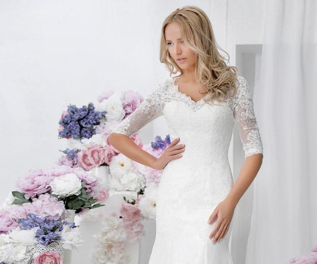 احلي فستان زفاف