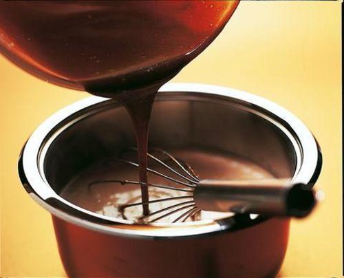 طريقة عمل الشوكولاته