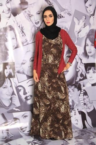 اجمل ملابس خروج للمحجبات لعام 2015