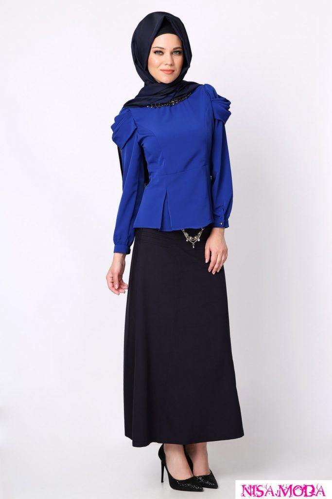 احلي ملابس محجبات تركية 2015