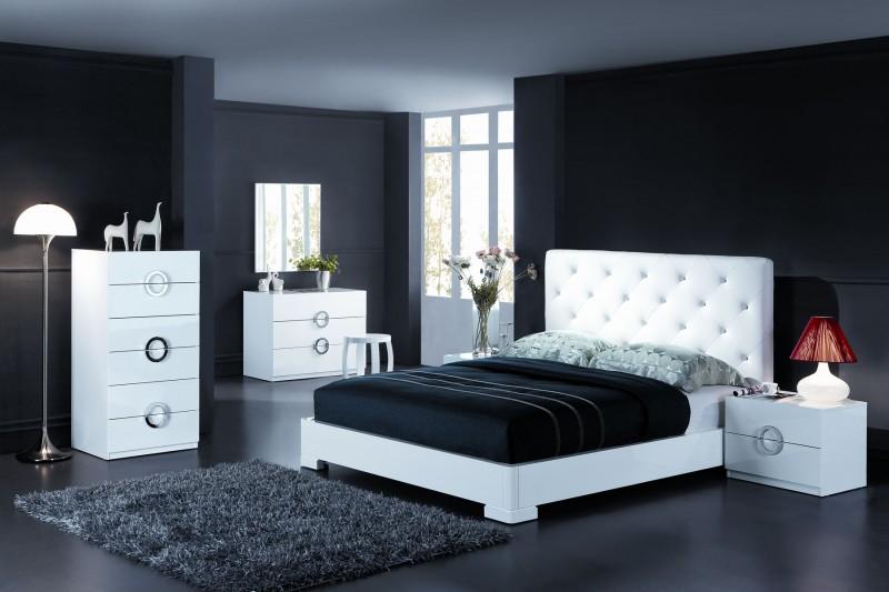 ديكورات غرف نوم عصرية للمنازل الحديثة 2015