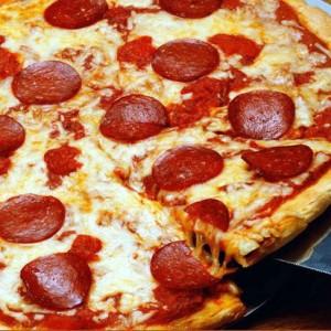 بيتزا جديدة وطعمها جنان
