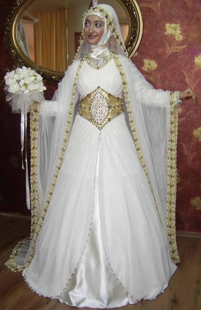 اشيك فساتين زفاف مصرية موضة 2015