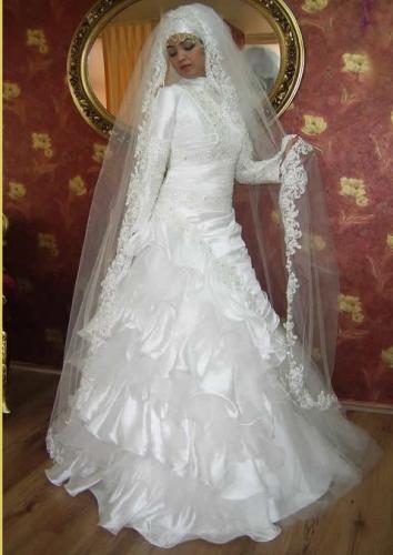 اجمل فساتين زفاف مصرية 2015
