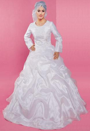 اجمل موضة فساتين زفاف موضة 2015