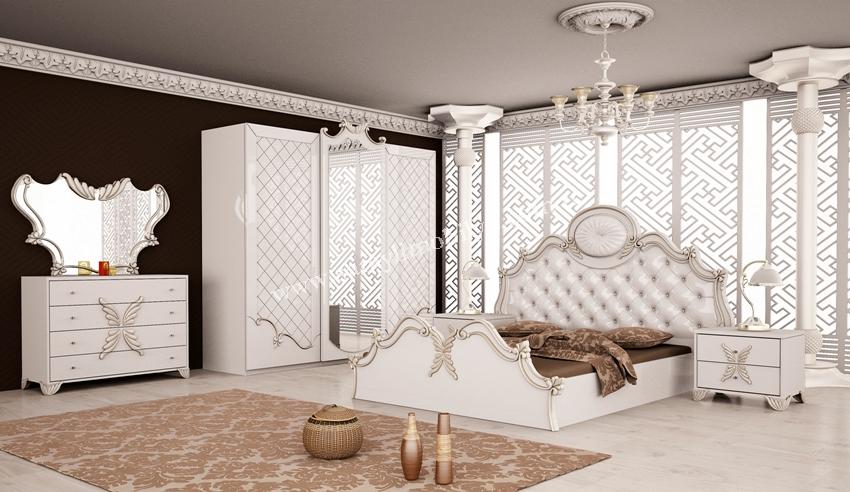 اجمل ديكورات غرف نوم تركية