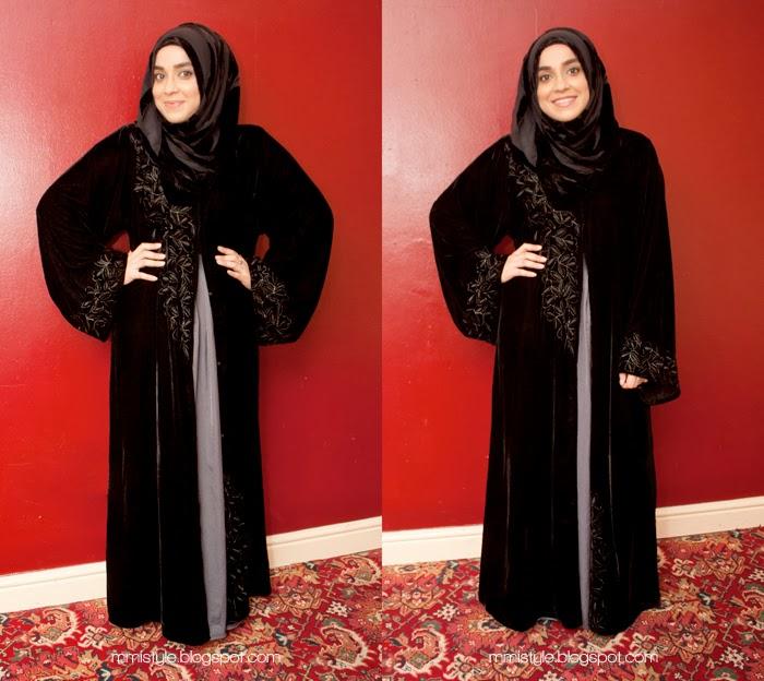 www.fatakat-ar.comvelvet abaya2e