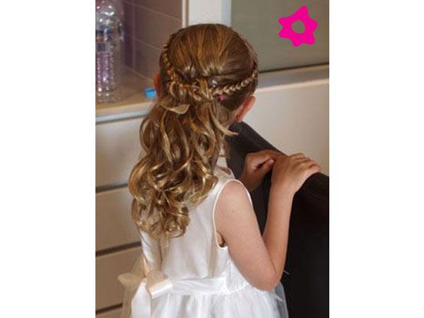 تسريحات شعر للاطفال المجعد 2015