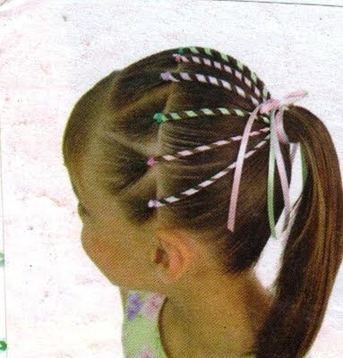 اجمل تسريحات شعر للاطفال 2015