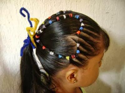 احدث تسريحات شعر للاطفال 2015
