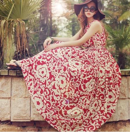 فستانك أجمل بالستان والشيفون والدانتيل - فساتين ستان وشيفون ودانتيل 2018 New-Bohemian-Style-E